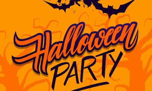 Partyflyer für Veranstaltung
