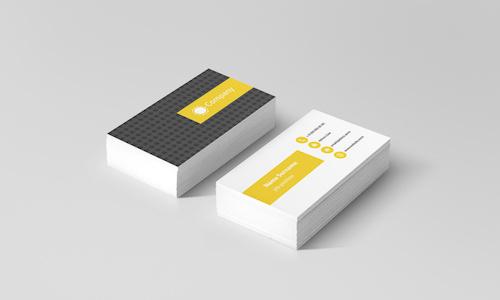 Visitenkarten für Unternehmen