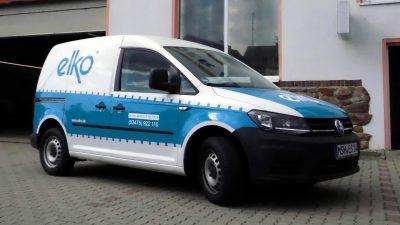 Flottenfolierung für Elektromonteur