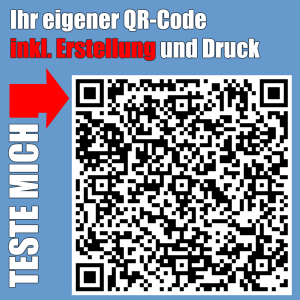 qr code aufkleber sticker etiketten f r urls selbstklebend. Black Bedroom Furniture Sets. Home Design Ideas