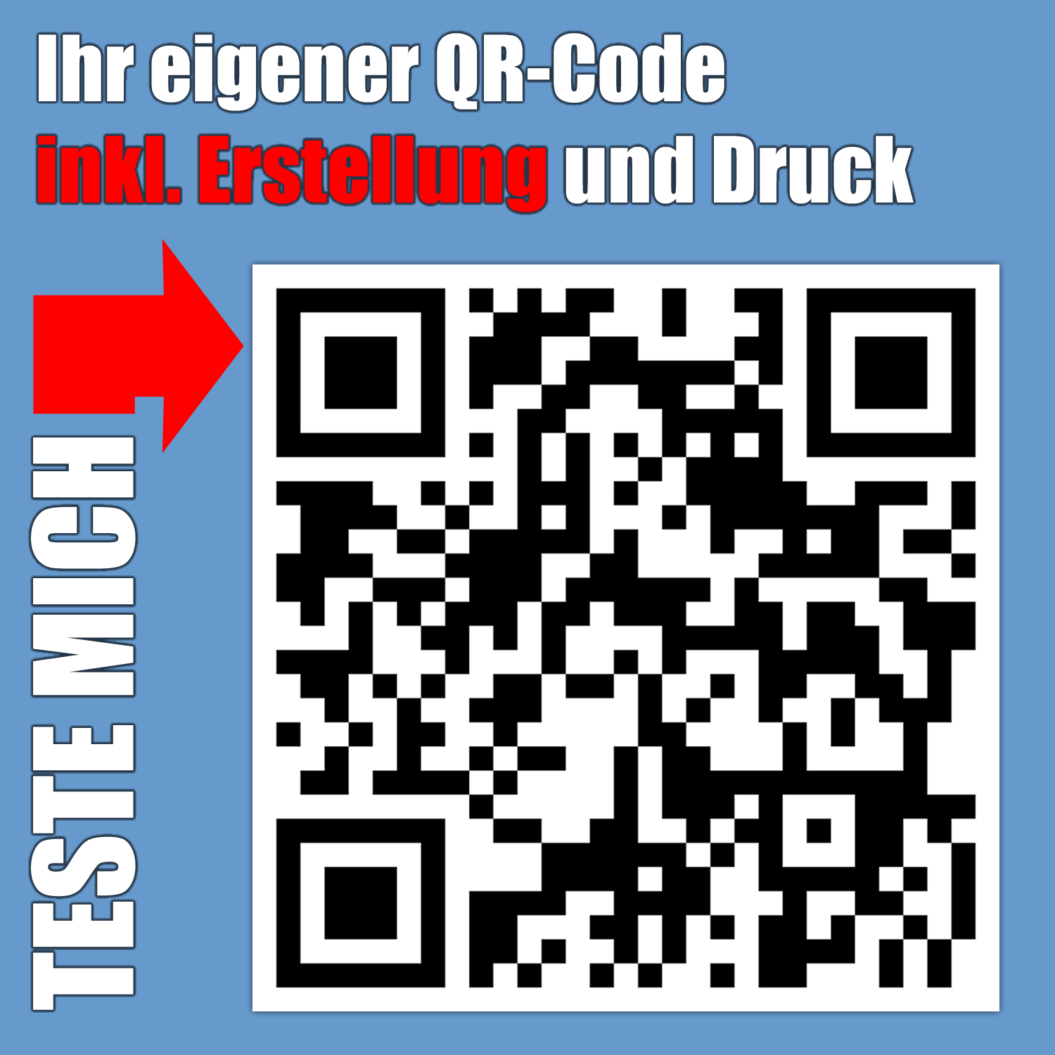 qr code aufkleber sticker etiketten f r urls events. Black Bedroom Furniture Sets. Home Design Ideas